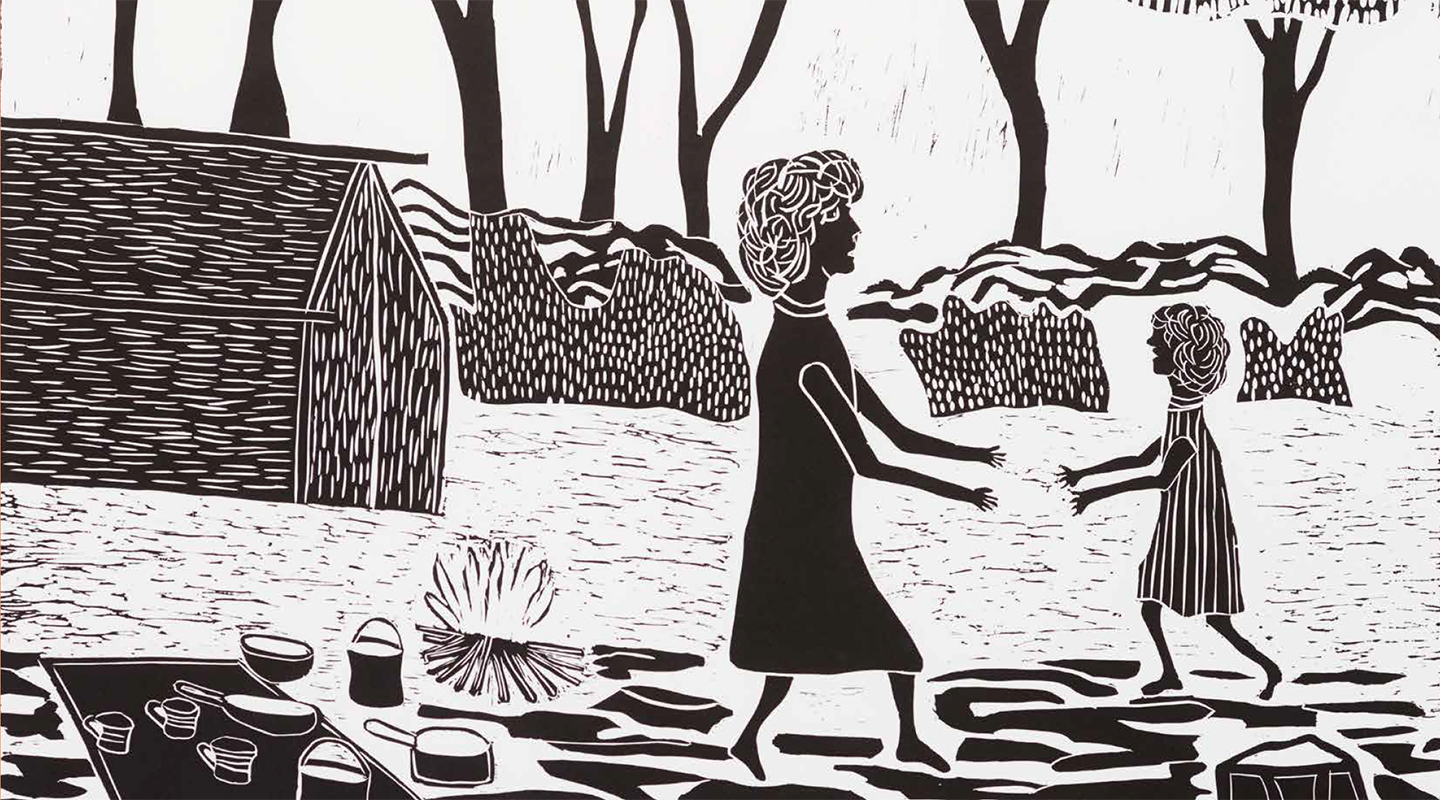 Going Home to Mum and Dad by Laurel Nannup