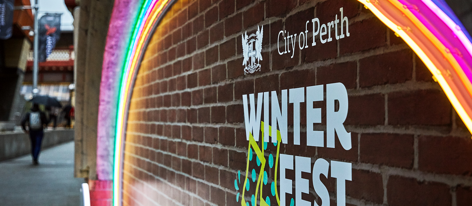 Winter Festival sponsored by the City of Perth